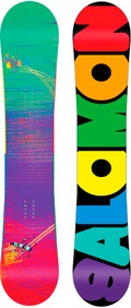 Salomon Drift Rocker 2010/2011 snowboard