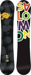 Salomon Drift Europe 2011/2012 snowboard