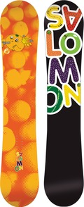 Salomon Drift Rocker Color Europe 2011/2012 snowboard