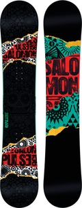 Snowboard Salomon Pulse 2011/2012 snowboard