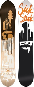 Salomon Sick Stick 2011/2012 snowboard