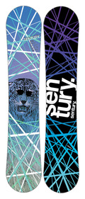 Sentury Dimension Split 2009/2010 snowboard