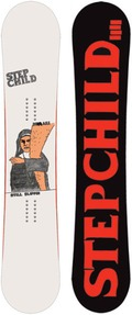 Stepchild Scotty Wittlake 2010/2011 snowboard