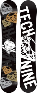 Technine Diamond 2011/2012 snowboard