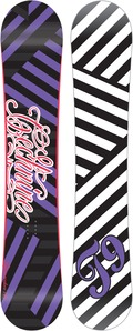 Technine Glam Rocker 2011/2012 snowboard