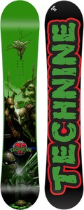 Technine LM Pro Turtles 2011/2012 snowboard