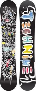Technine One Love Rocker 2011/2012 snowboard