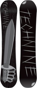 Technine Re-Enforcer 2011/2012 snowboard