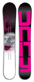 Unity Pin Tail 2009/2010 snowboard
