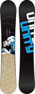 Unity Dominion Wide 2011/2012 snowboard