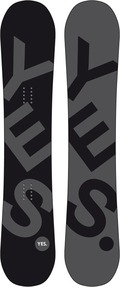 Yes Basic Wide 2011/2012 snowboard