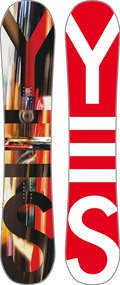Yes Big City 2011/2012 snowboard