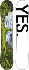 Yes Pick Your Line 2011/2012 snowboard