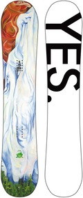Yes Pick Your Line 2011/2012 161 snowboard