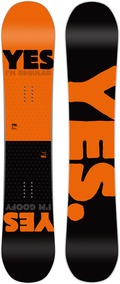 Yes Jackpot 2011/2012 snowboard