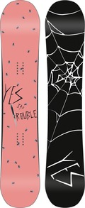 Yes Trouble 2011/2012 snowboard