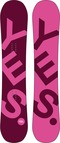 Yes Basic 2011/2012 146 snowboard